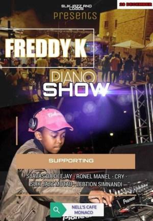 Freddy K - Festive Local Tunes Episode 011 Mix